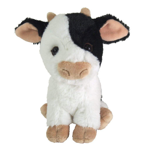 Sunlemon Plush Doll Fluffies Cow Size S