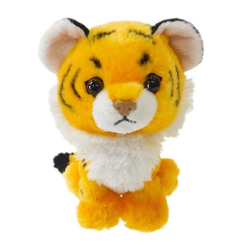 Sunlemon Plush Doll Prairie Zoo Baby Tiger Yellow Size S