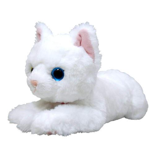 Sunlemon Plush Doll Hiza Neko White Size S