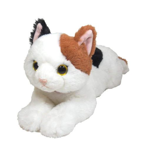Sunlemon Plush Doll Hiza Neko Calico Cat Size S