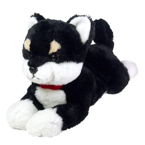Sunlemon Plush Doll Hiza Wanko Shiba Inu Black