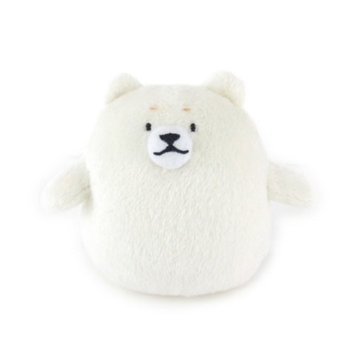 Sunlemon Plush Doll Hug Hug Motchiri Mini Series Polar Bear
