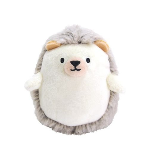 Sunlemon Plush Doll Hug Hug Motchiri Mini Series Hedgehog