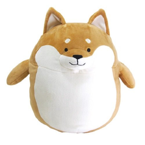 Sunlemon Plush Doll Hug Hug Motchiri Pillow (Cushion) Series Shiba Inu