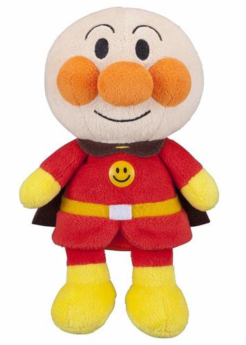 Sega Toys Plush Doll Pretty (Prechii) Beans S Plus Anpanman