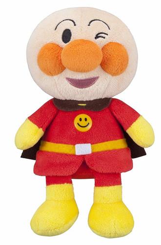 Sega Toys Plush Doll Pretty (Prechii) Beans S Plus Wink Anpanman
