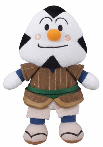Sega Toys Plush Doll Pretty (Prechii) Beans S Plus Omusubiman