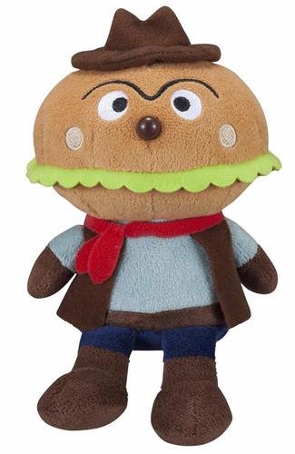 Sega Toys Plush Doll Pretty (Prechii) Beans S Plus Hamburger-kid