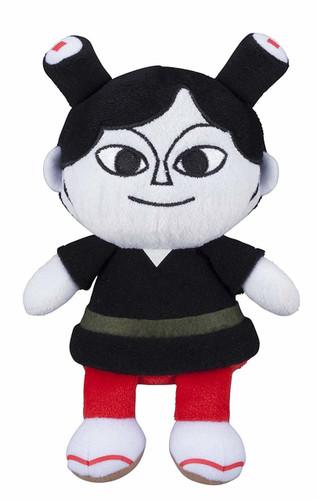 Sega Toys Plush Doll Pretty (Prechii) Beans S Plus Tekkanomaki-chan