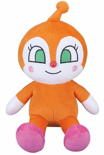 Sega Toys Plush Doll Fuwarin Smile S Plus Dokin-chan