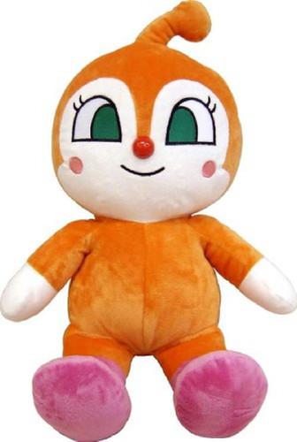 Sega Toys Plush Doll Fuwarin Smile Dokin-chan Size M