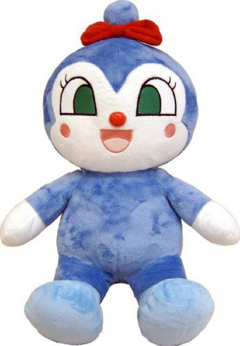 Sega Toys Plush Doll Fuwarin Smile Kokin-chan Size M