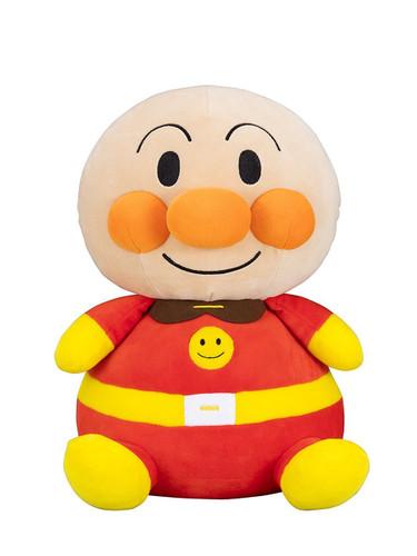 Sega Toys Plush Doll Mochifuwa Marshmallow Series Anpanman