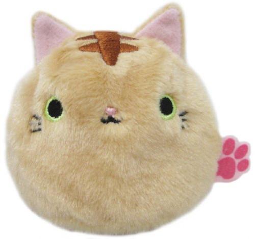 San-ei 087454 Neko-dango Plush Doll Tora