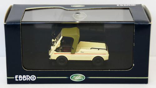 Ebbro 43817 Honda Vamos 2 1970 (White) 1/43 Scale