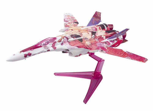 Bandai 703903 Macross VF-25F Messiah Valkyrie Sheryl Marking Version 1/100 Scale Kit