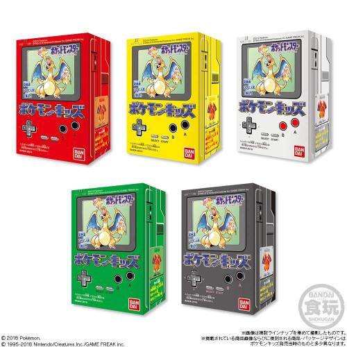Bandai Candy 290452 Pokemon Kids Reprinted Edition 1 BOX 12 pcs. Set