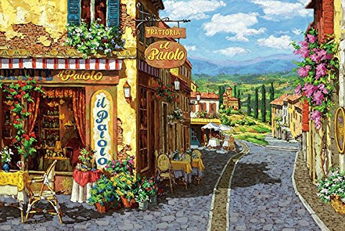 APPLEONE Jigsaw Puzzle 1000-825 Viktor Shvaiko Toscana Italy (1000 Pieces)