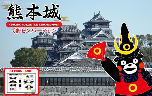 Fujimi 170572 Kumamoto Castle Kumamon Version Non-scale kit