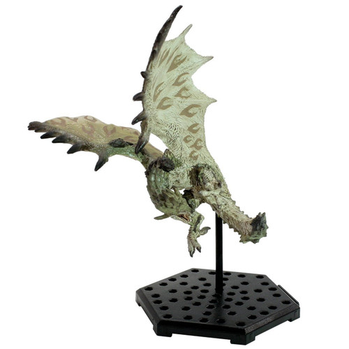 Capcom Figure Builder Vol. 10 Monster Hunter Standard Model Plus (6 Pcs + Bonus)