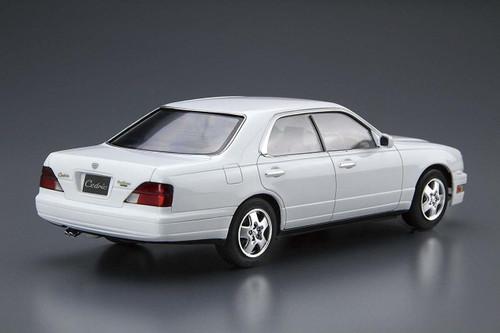 Aoshima 56660 The Model Car 95 NissanY33 Cedric/Gloria Gran Turismo95 1/24 Scale
