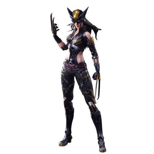 Square Enix Marvel Variant Play Arts Kai X-23 Action Figure