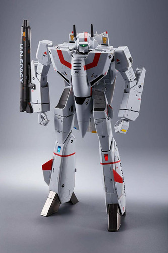 Bandai DX Chogokin VF-1J Valkyrie Hikaru Ichijo Custom Limited Edition Figure (Macross)