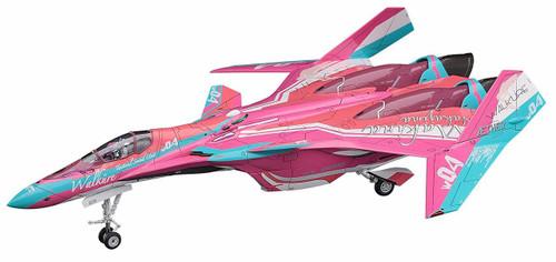 Hasegawa 65845 Macross Delta the Movie VF-31J Siegfried 'Makina Namajima Color' 1/72 Scale kit
