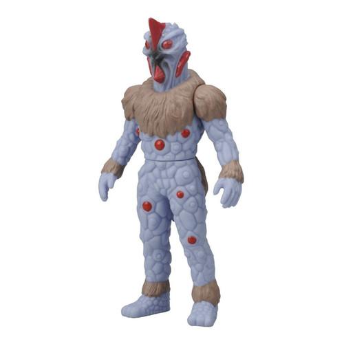 Bandai Ultraman Ultra Monster Series 46 Alien Nackle (Gray) Figure
