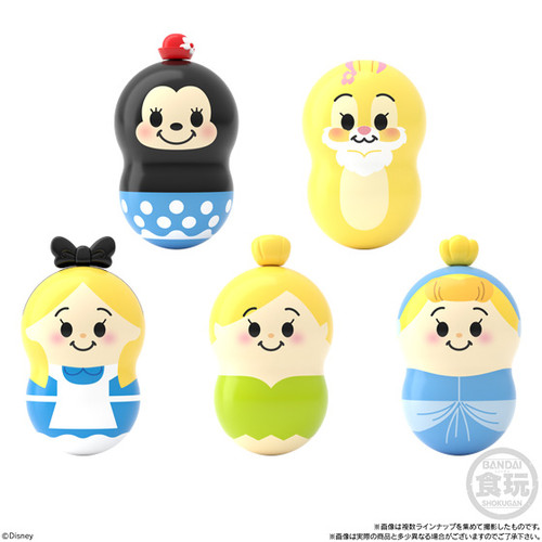 Bandai Candy 290087 Coo'nuts Disney Girls Collection 1 BOX 14 pcs. set
