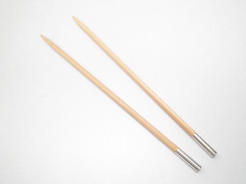 Tulip CCJA-33 Carry C Long Bamboo Knitting Needle 4.50mm (No.8)