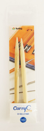 Tulip CCJA-45 Carry C Long Bamboo Knitting Needle 7.00mm