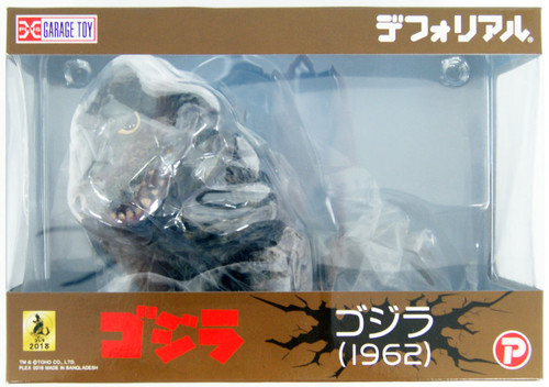 XPlus DefoReal Series Godzilla (1962) Figure