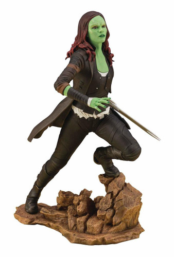 Kotobukiya MK269 ARTFX+ Gamora 1/10 Scale Figure (Avengers: Infinity War)