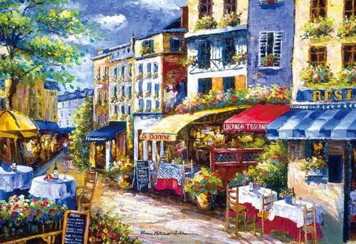 Epoch Jigsaw Puzzle 31-504 Art Sharie Hatchett Bohlmann Under the Sun of Tuscany  (1053 S-Pieces)
