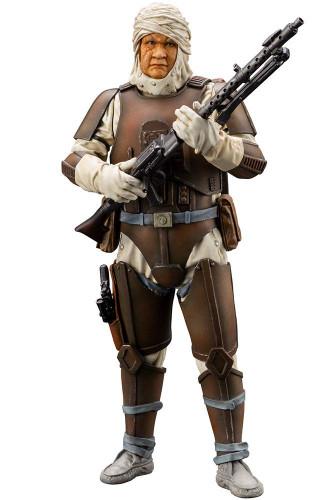 Kotobukiya SW142 Star Wars ARTFX+ Bounty Hunter Dengar 1/10 Scale Figure
