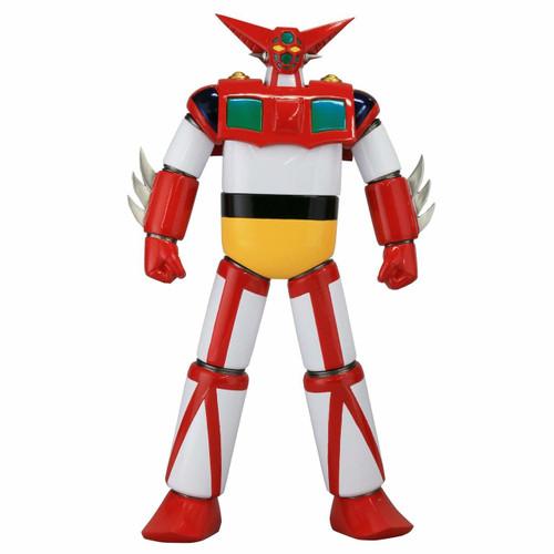 Kaiyodo Soft Vinyl Toy Box Hi-LINE 004 Getter 1 Figure (Getter Robot)