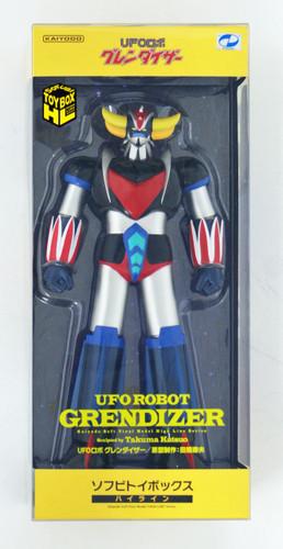 Kaiyodo Soft Vinyl Toy Box Hi-LINE 006 UFO Robot Grendizer Figure