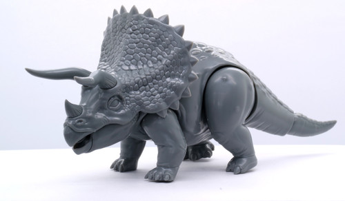 Fujimi 170756 Dinosaur Series Triceratops Non-scale pre-painted kit