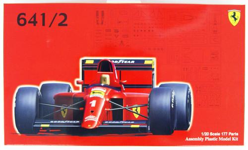 Fujimi GP26 Ferrari 641/2 (Mexico GP/France GP) 1/20 Scale kit