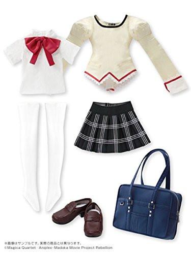Azone ACC506-MCM 1/3 Puella Magi Madoka Magica Mitakihara Middle School Girls Uniform Set No.01 Madoka Kaname