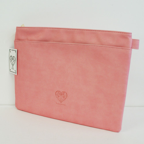 Showa Note Daily Use Series Pokemon Pikachu Sacoche Bag B Heart