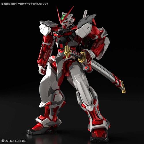 Bandai Hi-Resolution Model Gundam Seed Gundam Astray Red Frame 1/100 Scale Kit