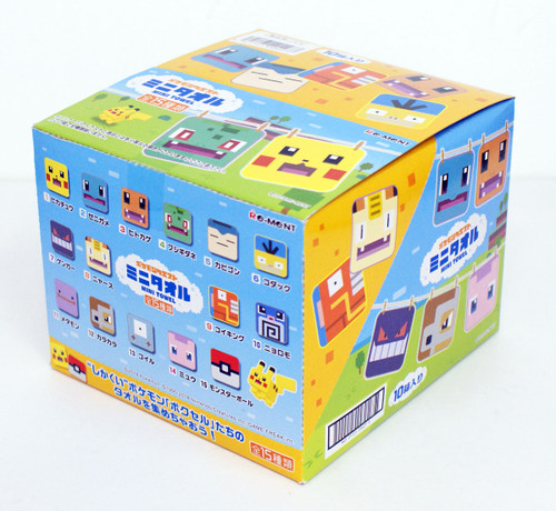 Re-ment 204277 Pokemon Quest 1 BOX 10 Pcs. Set