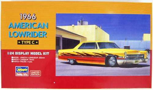 Hasegawa 20376 1966 American Lowrider Type C 1/24 Scale kit