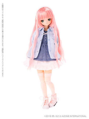Azone POD004-LAV 1/6 EX Cute 12th Series Lian Angelic Sign IV ver.1.1