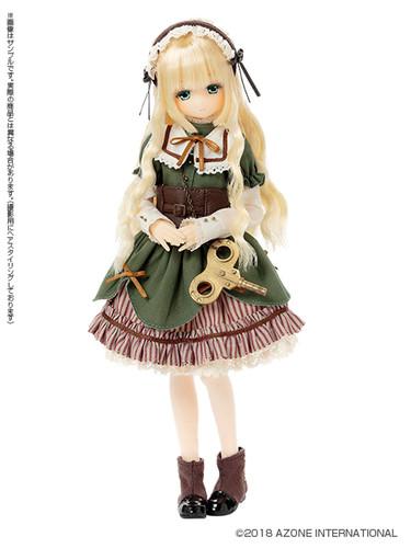 Azone POD033-ARH Alvastaria Rebecca Hidamari no Tokei Mori