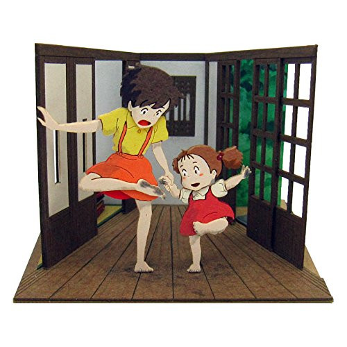 Sankei MP07-87 Studio Ghibli Makuroke (My Neighbor Totoro) Non Scale