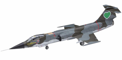 Hasegawa 64768 Area-88 F-104 Starfighter (Type G) Seilane Balnock 1/72 Scale kit