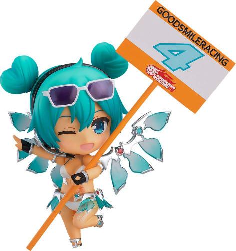 Good Smile Nendoroid 1003 Racing Miku: 2013 Sepang Ver. (Hatsune Miku GT Project)